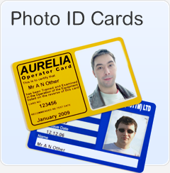 Photo ID Plastic Cards