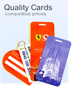 Quality Plastic Cards